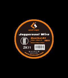 Geekvape Juggernaut Wire KanthalA1 ZK11
