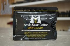 KENDO VAPE COTTON GOLD EDITION