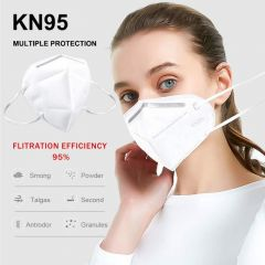 Medical-Grade Face Masks KN95 Disposable Face Mask 2pcs/pc