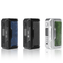 Lost vape Thelema DNA 250C Mod Dual 18650