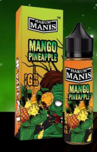 Harum Manis - Mango Pineapple – 60Ml