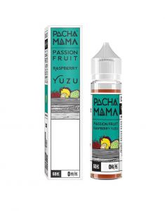 Pachamama Passion Fruit Raspberry Yuzu 60ml Eliquid