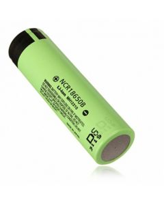 Panasonic NCR18650 3400mAh rechargeable battery
