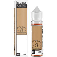 CHARLIE'S CHALK DUST - CAMPFIRE SMORES - 60ml