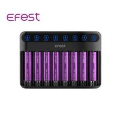Efest Lush Q8 Charger