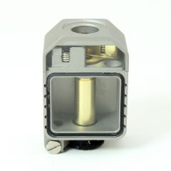 Boxxer Style RDTA Silver by SXK for use with the Billet Box V4/Bantom Box
