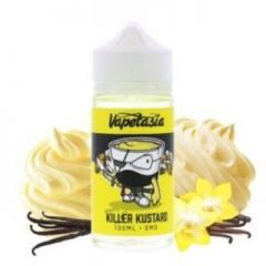 KILLER KUSTARD BY VAPETASIA 100ML