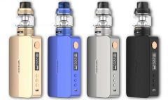 Vaporesso GEN X Kit 220W Dual 18650 8ml