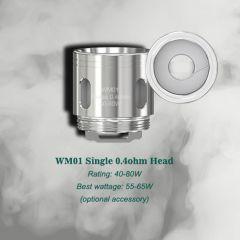 Wismec WM Coils for GNOME (5pcs/pack)