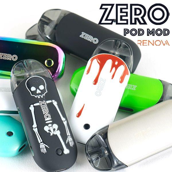 Vaporesso Renova Zero Press to Fill Pod System Kit