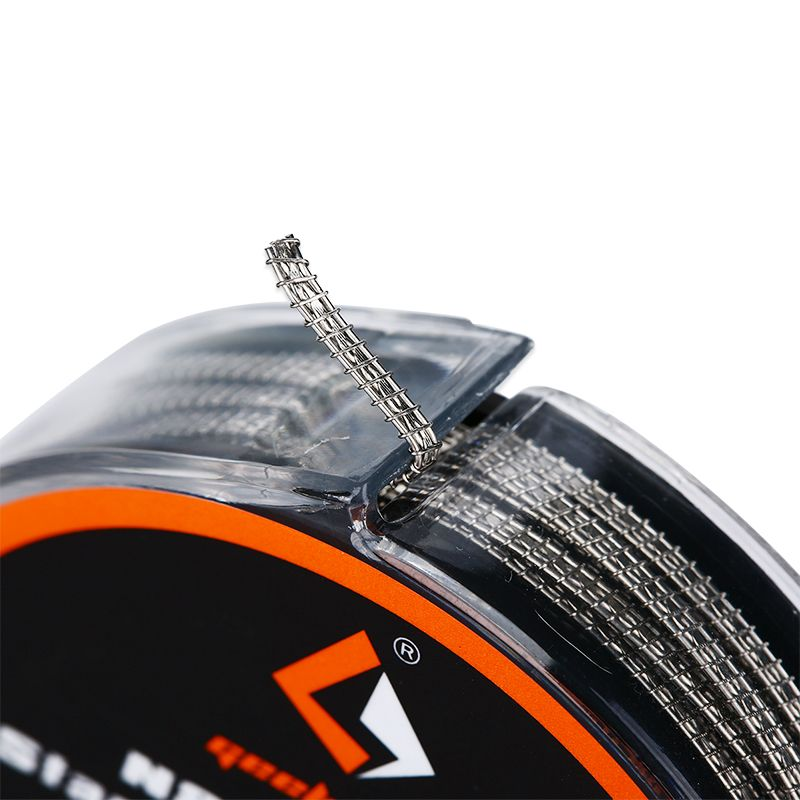 GeekVape N80 Framed Staple Twisted Wire 10ft