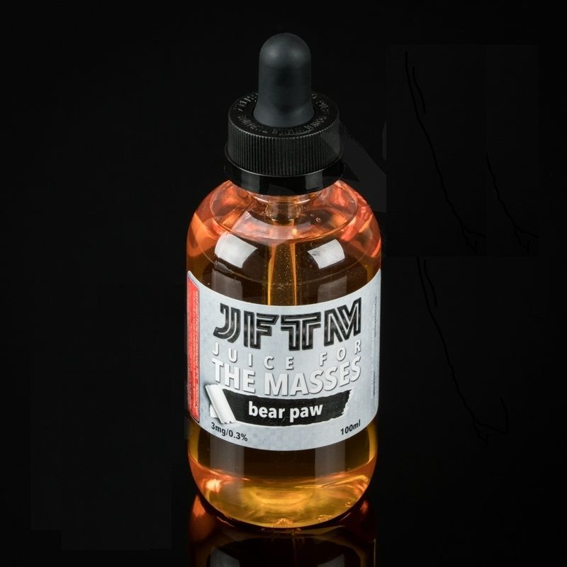 JFTM - Bear Paw 100ml