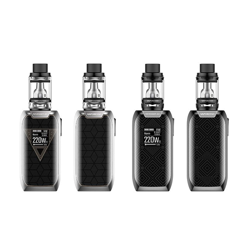 Vaporesso Revenger Go 220W TC Kit - 2/5ml&5000mah