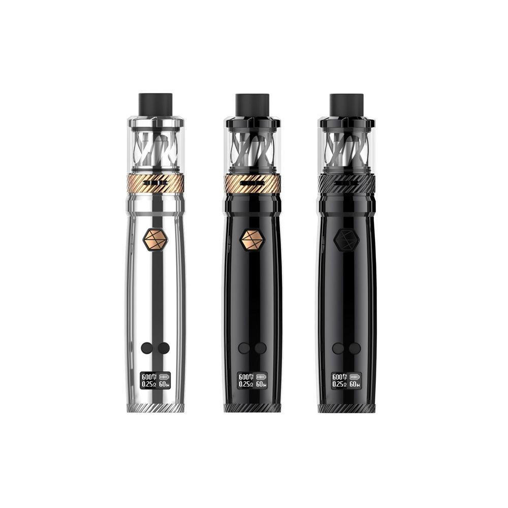 Uwell Nunchaku Tank 80W TC Vape Full Kit with Nunchaku Tank - 2/5ml
