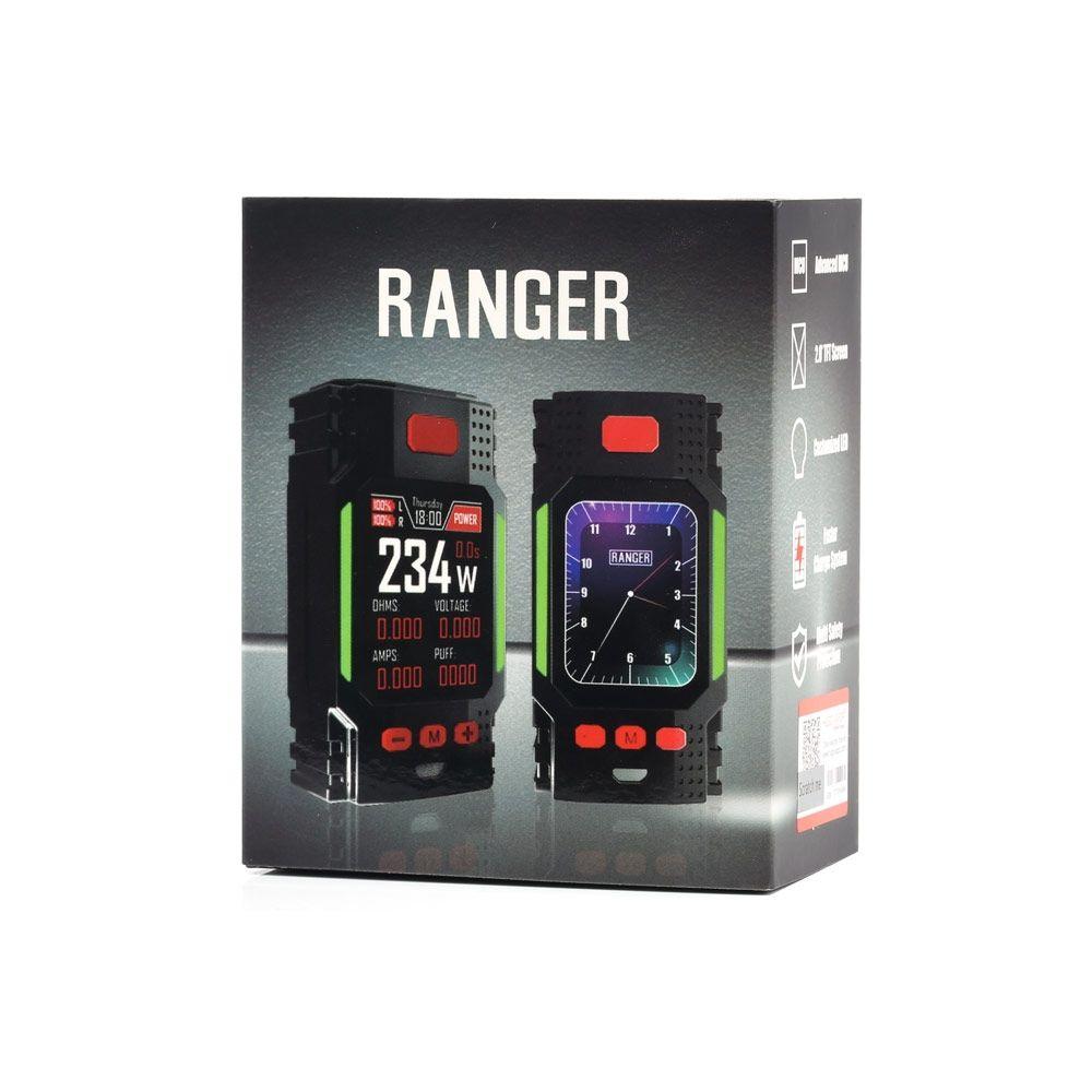 Hugo Vapor Ranger GT234 TC Box Mod