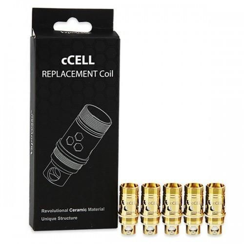 CCELL Vaporesso Target/Gemini Replacement CCELL coil (5 pcs)
