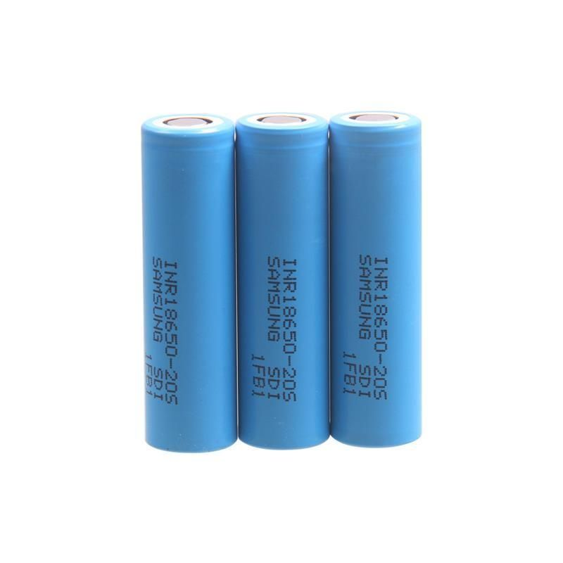 The Samsung 20S INR 18650 30A 2000mah Battery