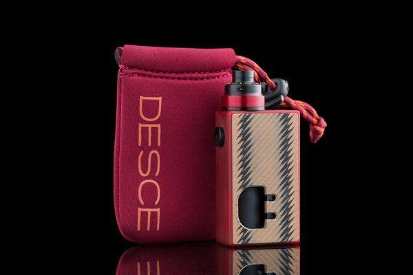 Desce Maroon Mini Neo Sleeve