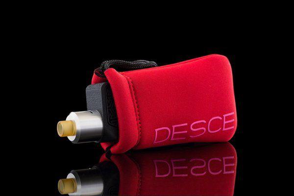 Desce Red Mini Neo Sleeve
