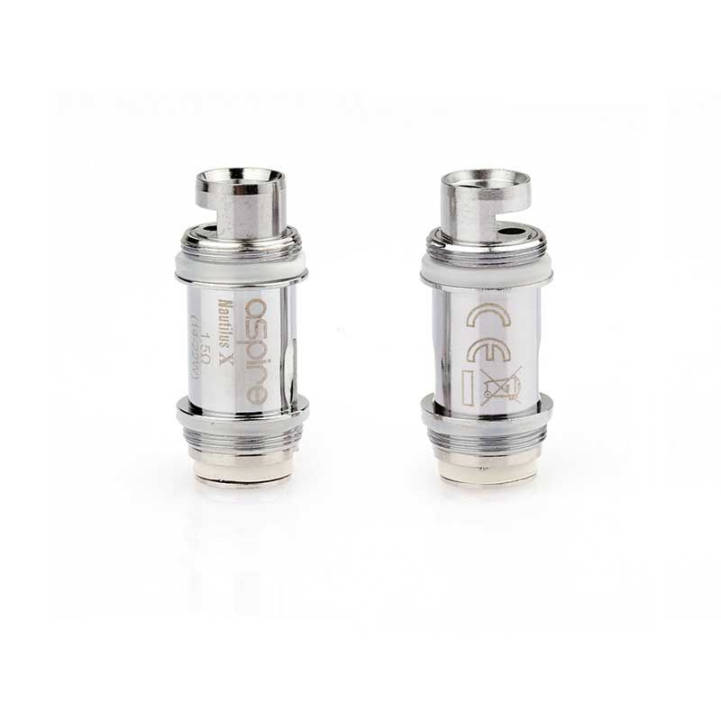 Aspire Nautilus X Replacement Coil 1.5ohm (5pcs)