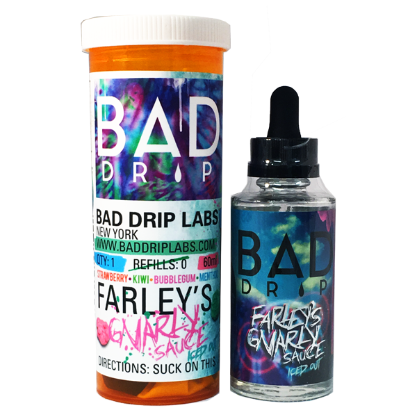 Bad Drip Labs - Farley Gnarly Sauce ICED OUT