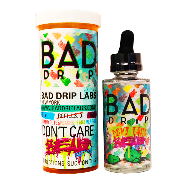 Bad Drip Labs - Don't Care Bear ICED OUT