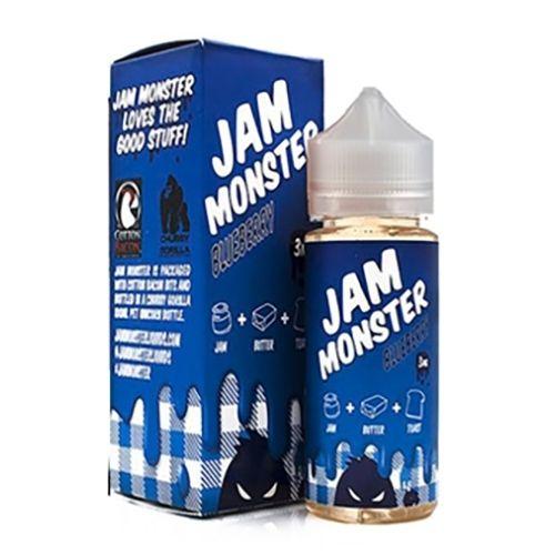Jam Monster Blueberry - 100ml