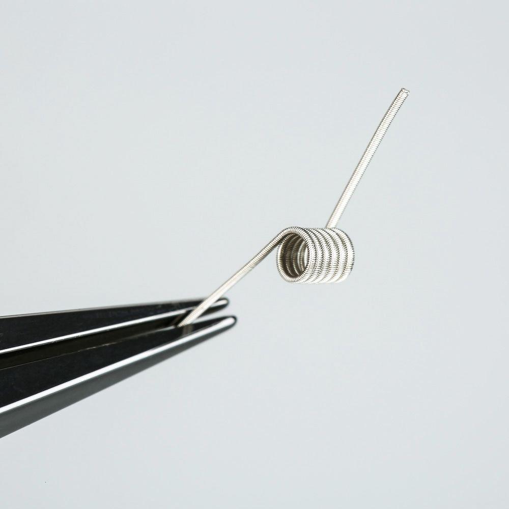 BoomStick Engineering Ni80 1.0ohm Nano Fused Coil 5pcs