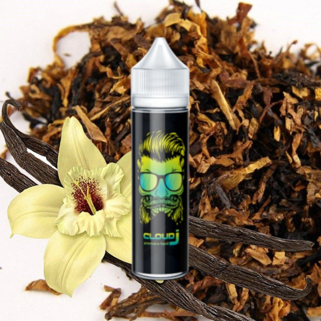 Vanilla Tobacco Ejuice by Cloud J