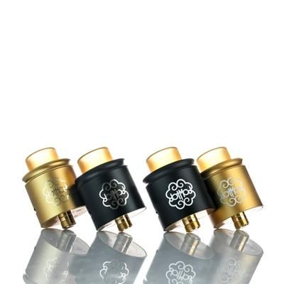 Petri V2 dotRDA 24 (24mm RDA) - BF squonk pin included