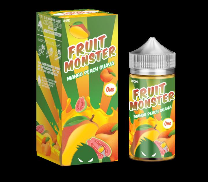 FRUIT MONSTER - MANGO PEACH GUAVA - 100ML