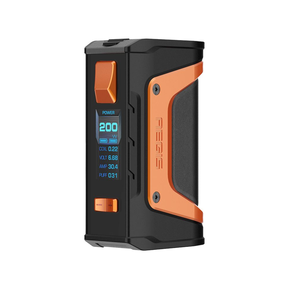 GeekVape Aegis Legend 200W TC Box MOD