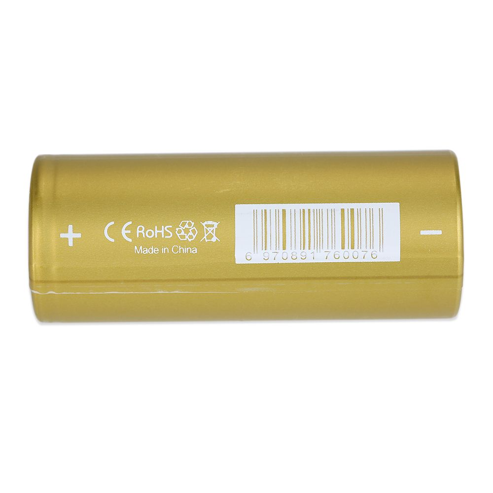 Golisi S43 26650 4300mAh 35A Rechargeable Battery