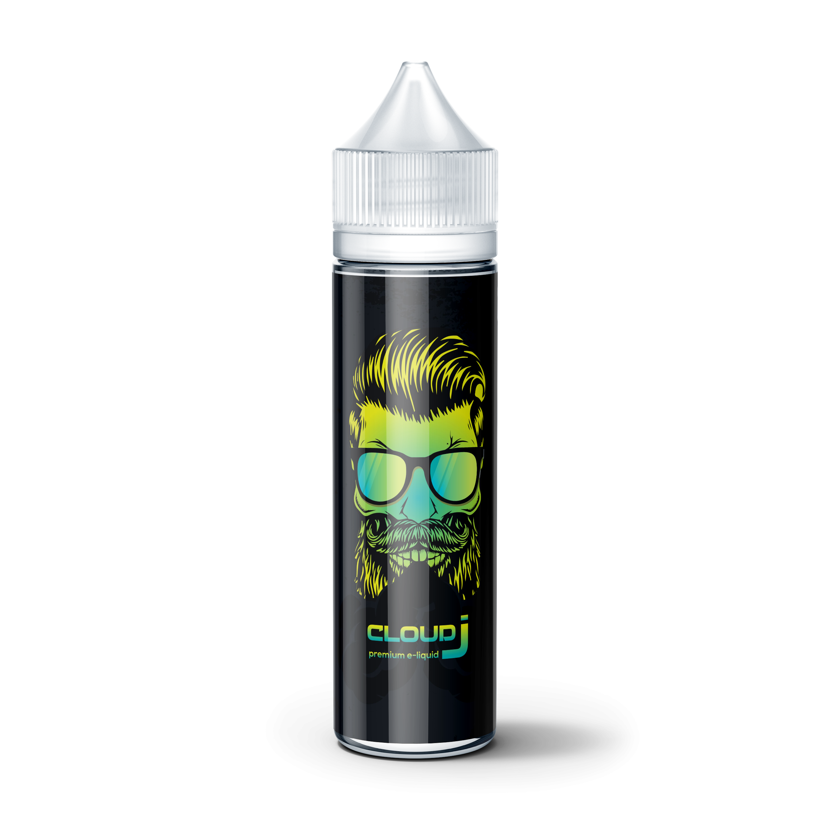 Banana Custard Eliquid by Cloud J 60ml
