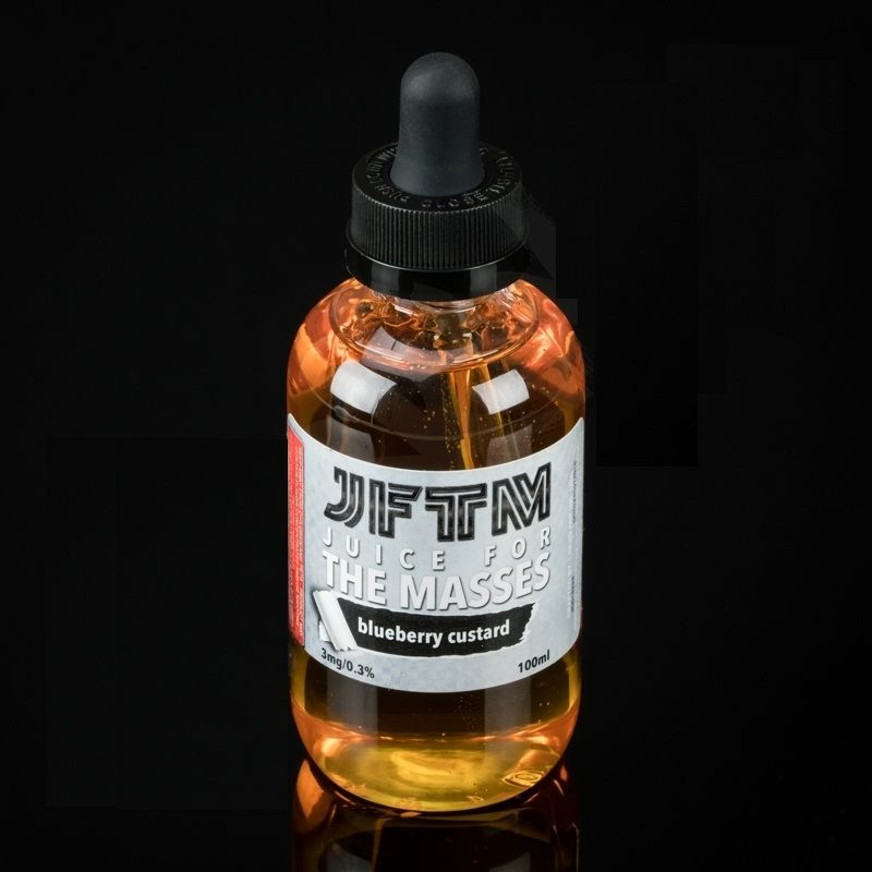 JFTM - Blueberry Custard 100ml