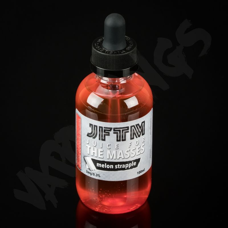 JFTM - Melon Strapple 100ml