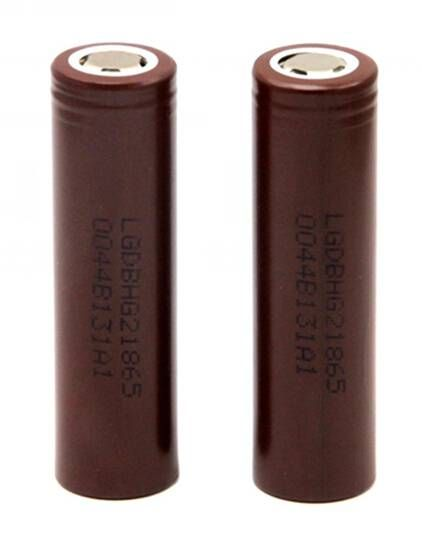 LG HG2 18650 Battery 3000mAh