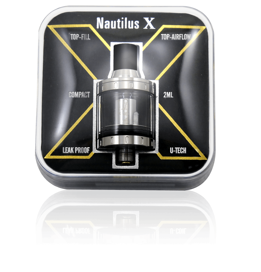 ASPIRE Nautilus X Atomizer Kit