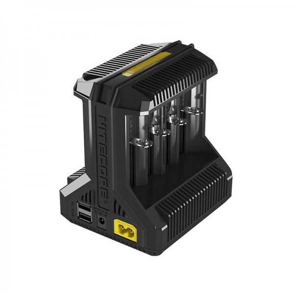 Nitecore i8 Multi-Slot Intelligent Charger 2