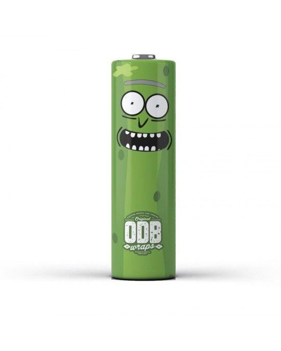 ODB Wraps-Pickle 18650(4pcs)