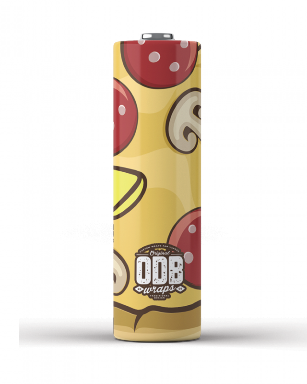 ODB Wraps Pineapple- 21700(4pcs)