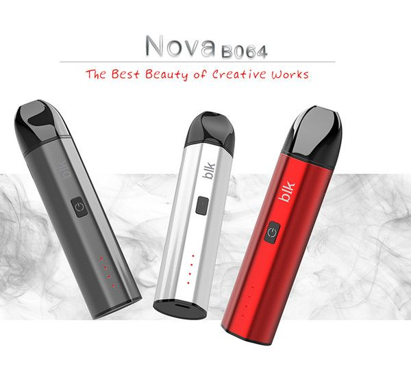 Kingtons Nova BLK-B064 Dry Herb Vaporizer Kit