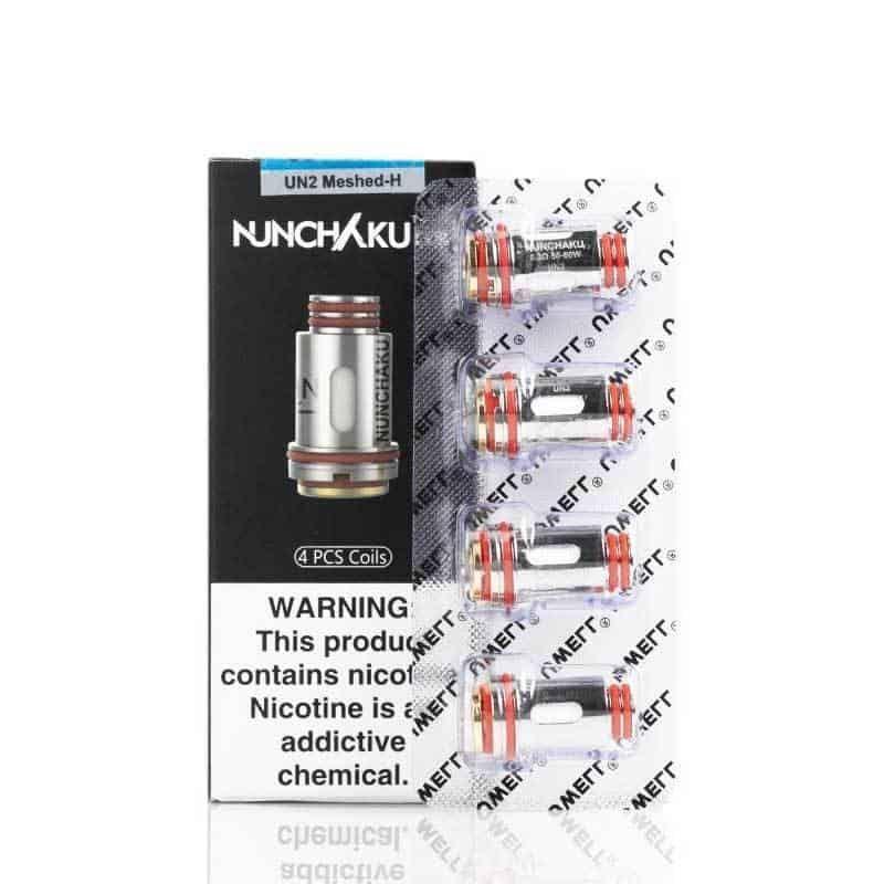 UWELL Nunchaku/Nunchaku 2 Replacement Coils 4PCS