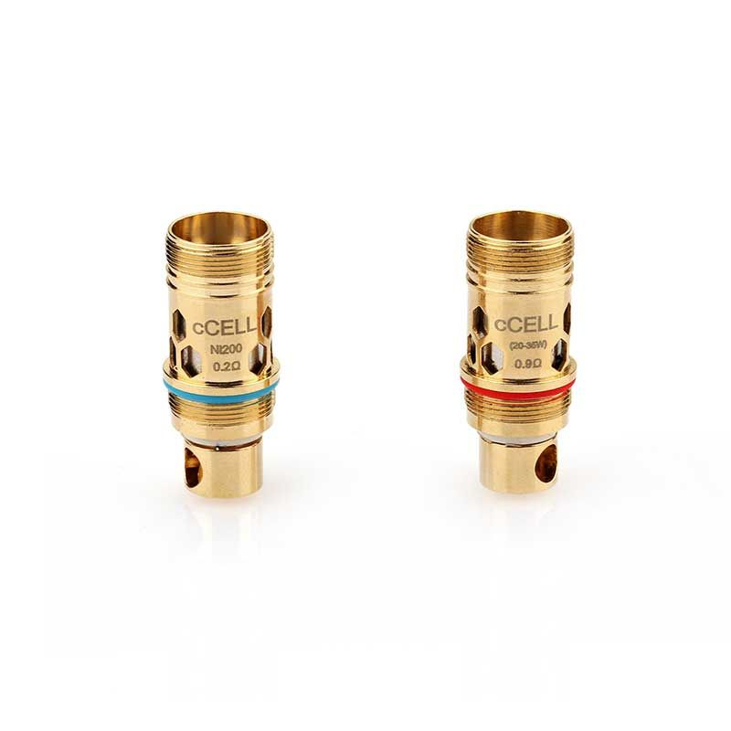 Vaporesso Target/Gemini Replacement cCell coil (5 pcs)