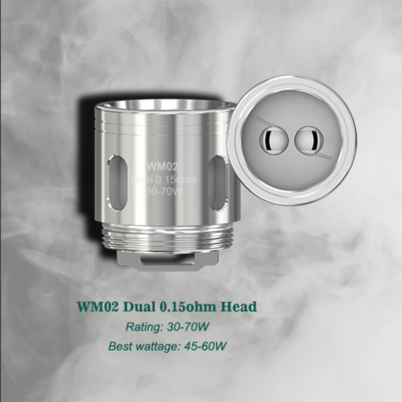 Wismec WM Coils for GNOME (5pcs/pack)